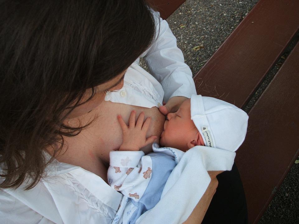 Breastfeeding your baby