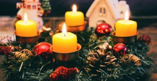How to Brighten up Your Home and Garden for Christmas
