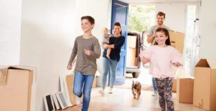 How Moving Home With Small Children Just Got a Lot Easier